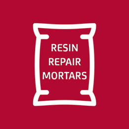 Resin Repair Mortars - Construction Accessories